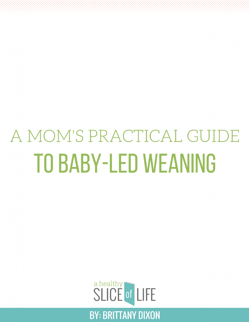 baby led weaning ebook download