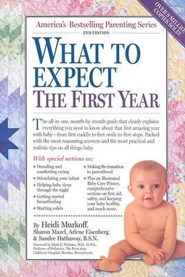 what to expect the first year epub